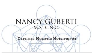 Total Wellness Empowerment by Nancy Guberti, M.S., C.N.